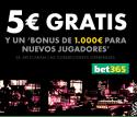 bet365-5-euros-gratis