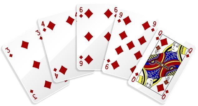 Mano Color Póquer