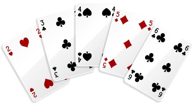 Escalera Póquer