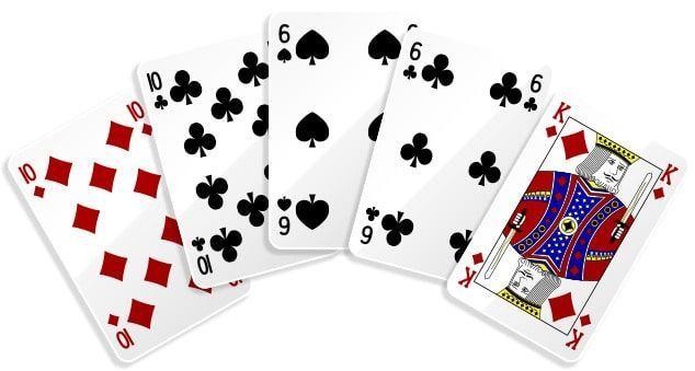 Dobles Parejas Póquer