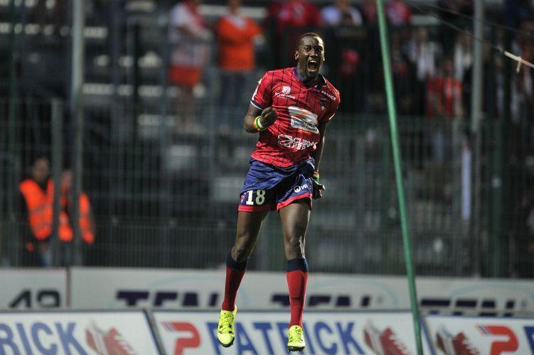 Clermont v Evian TG ligue-2-clermont-diedhiou