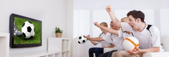 Ver fútbol gratis en Internet