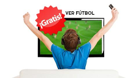 Ver fútbol online gratis en Internet sin cortes