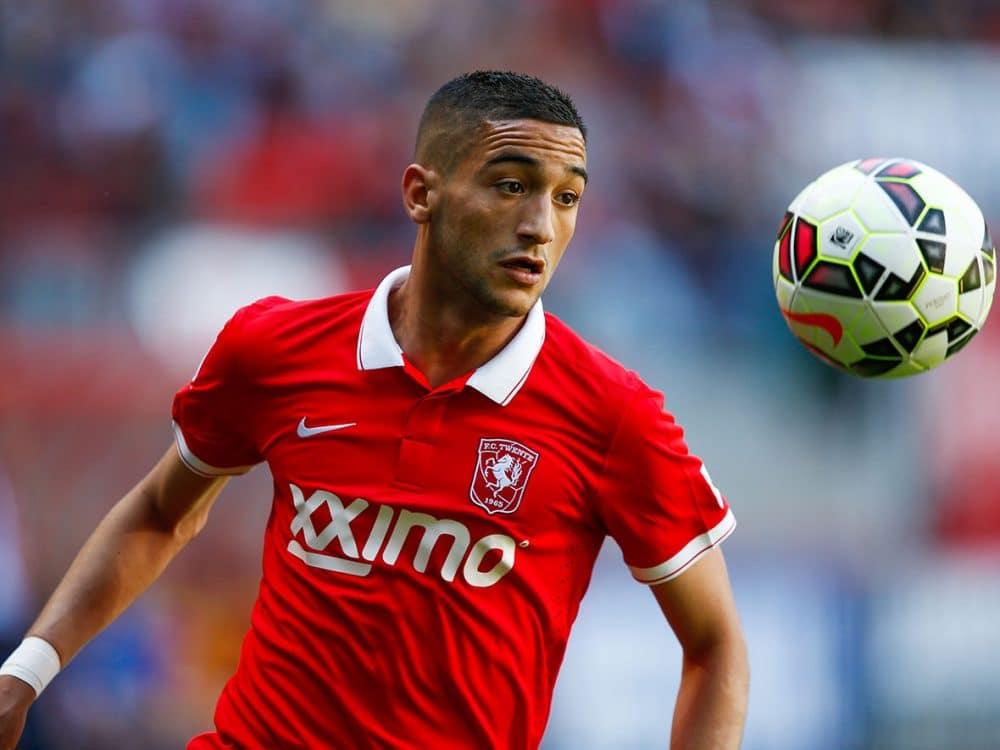 Twente - AZ Alkmaar Ziyech Hakim