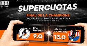 final champions league 888sport