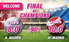 final champions league wanabet