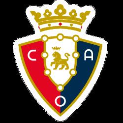 osasuna escudo liga bbva
