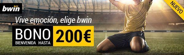 Nuevo bono Bwin 200€