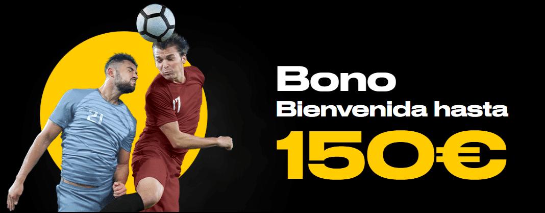 Bono de bienvenida Bwin 150 euros primer deposito