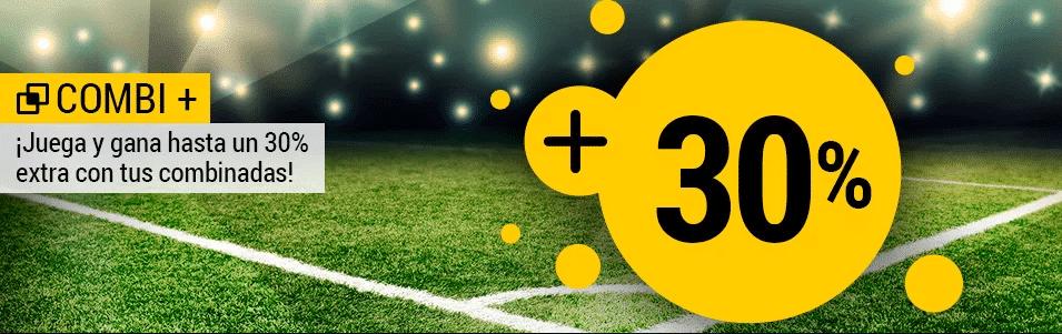 Combi+ fútbol Bwin