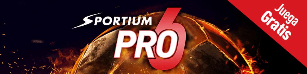 Pro6 Sportium Apuestas