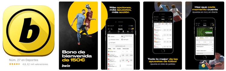 app bwin apuestas para movil ios y android