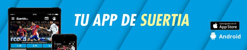 app suertia apuestas online para ios y android