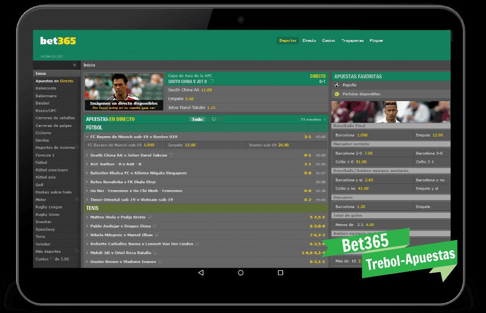 portal bet365 apuestas deportivas trebol apuestas casas de apuestas online