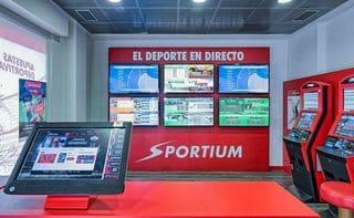 salones físicos Sportium