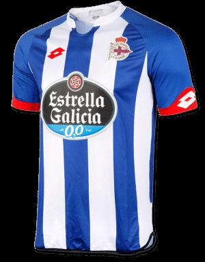 Camiseta Real Club Deportivo de La Coruña