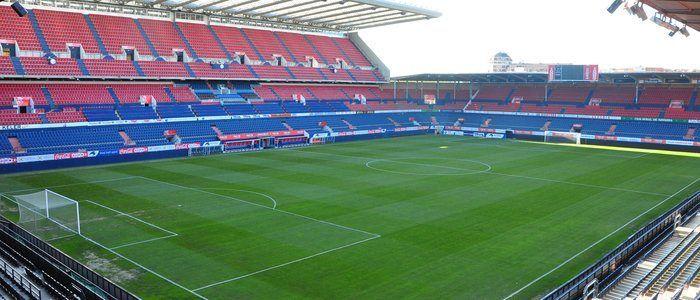 Estadio El Sadar Pamplona Club Atlético Osasuna