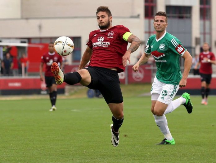 Bayern Hof-Núremberg II Dominic Baumann