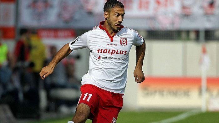 Dynamo Dresden - Bochum Akaki Gogia