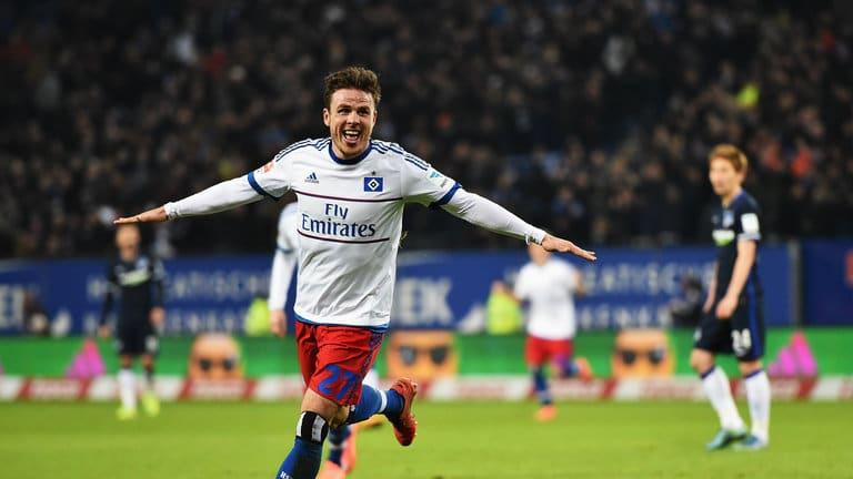 Hamburgo - Werder Bremen Nicolai Muller