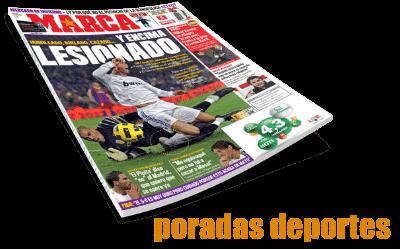 portadas periodicos deportivos