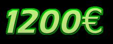 1200€
