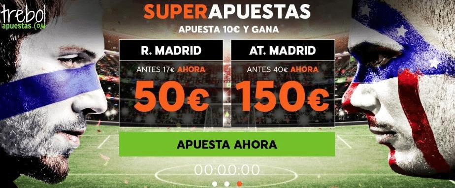 Supercuotas Champions 888 Sport