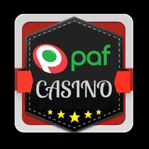 Paf casino onlne