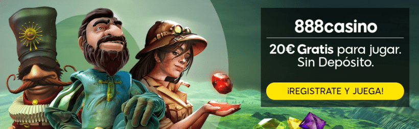 20 euros gratis 888casino