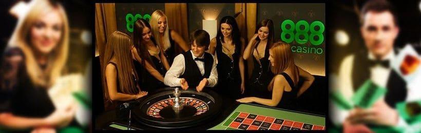 Casino en directo 888