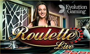 Roulette live Circus Casino