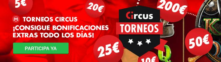 Torneos Circus