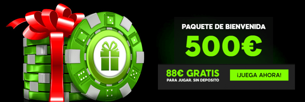 888 casino 88 euro gratis