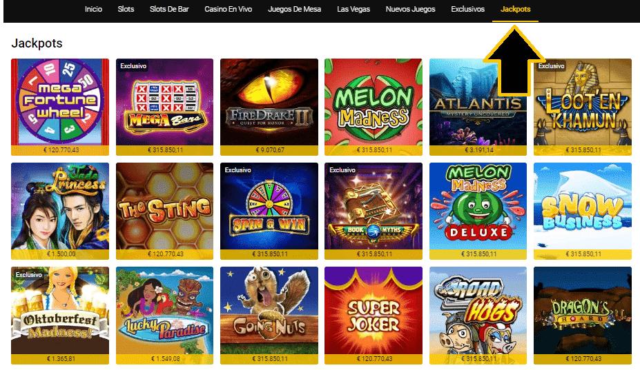 Jackpots Bwin Casino
