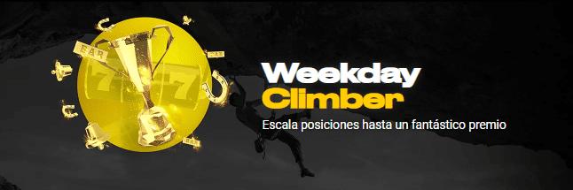 Promociones - Weekday Climber