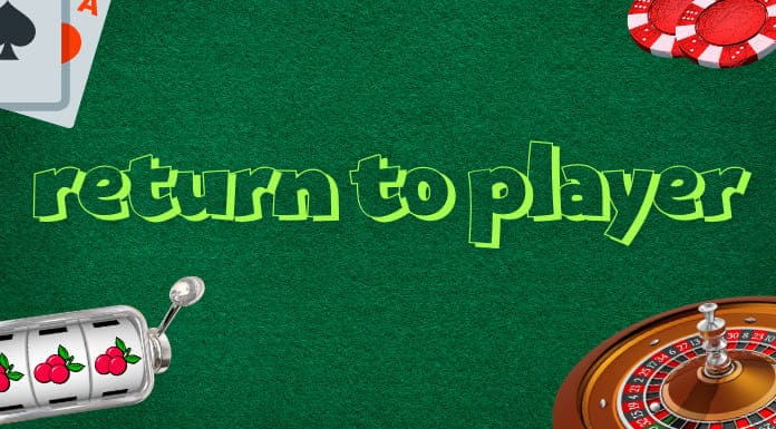 return to player RTP en casinos online