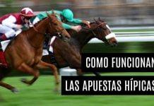 Como funcionan las apuestas hípicas en España
