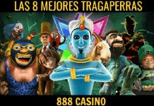 Las 8 Mejores Tragaperras online de 888 Casino