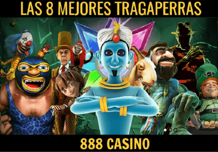 888 casino tragamonedas gratis