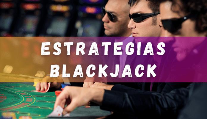 estrategas de blackjack en casinos