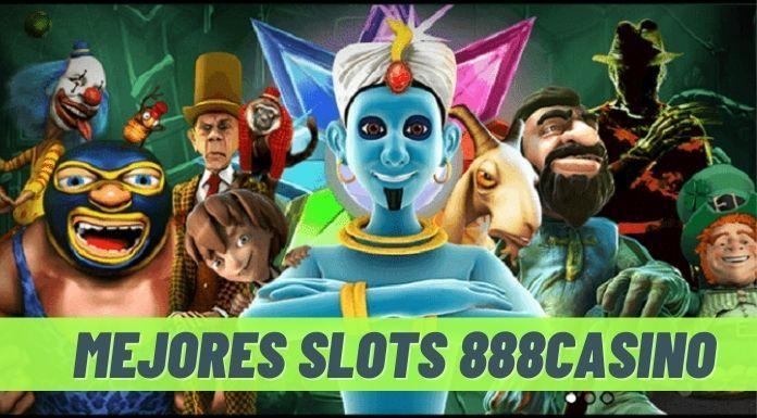 las mejores tragaperras en 888casino