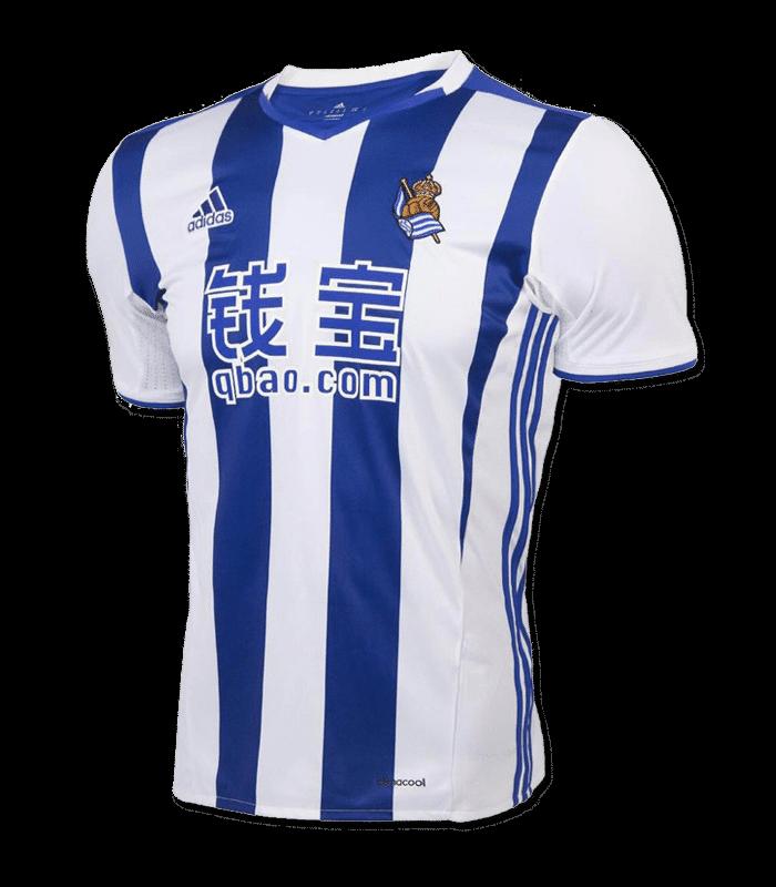 Camiseta Real Sociedad de Fútbol