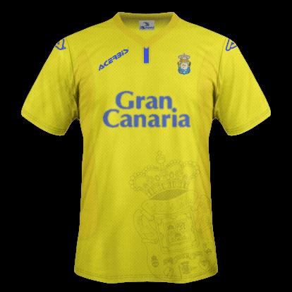 Camiseta Unión Deportiva Las Palmas