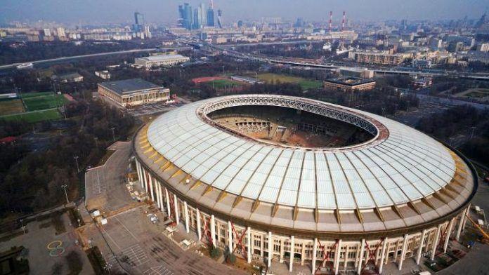 Estadio Luzhnikí Mundial de Rusia 2018