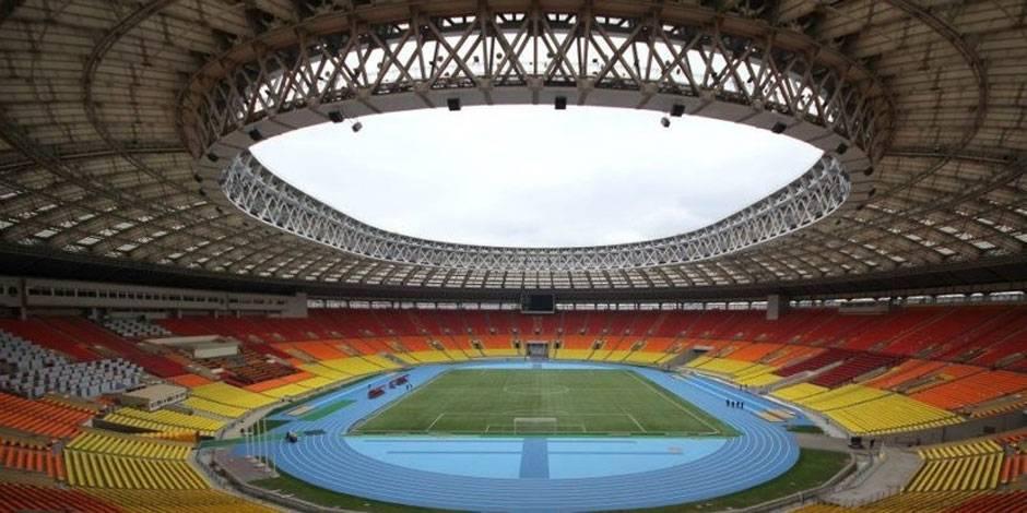 Estadio Luzhnikí Mundial Rusia 2018