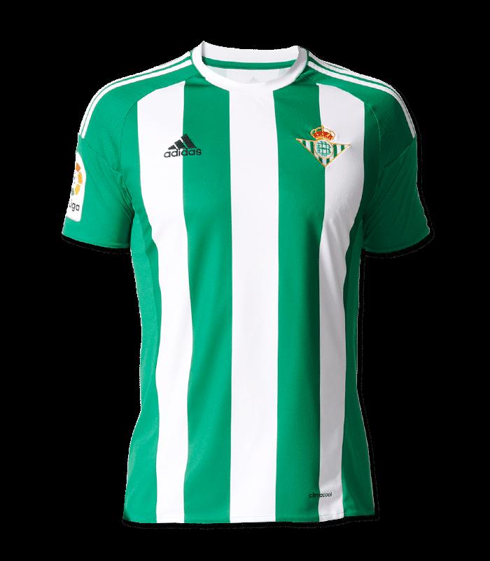 camiseta Real Betis Balompié