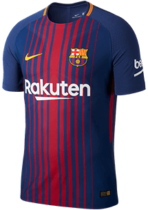 camiseta Fútbol Club Barcelona