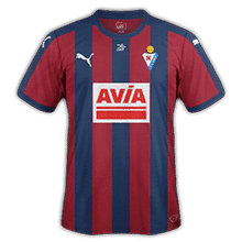 Camiseta Sociedad Deportiva Eibar