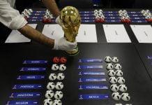 sorteo de grupos mundial de Rusia 2018