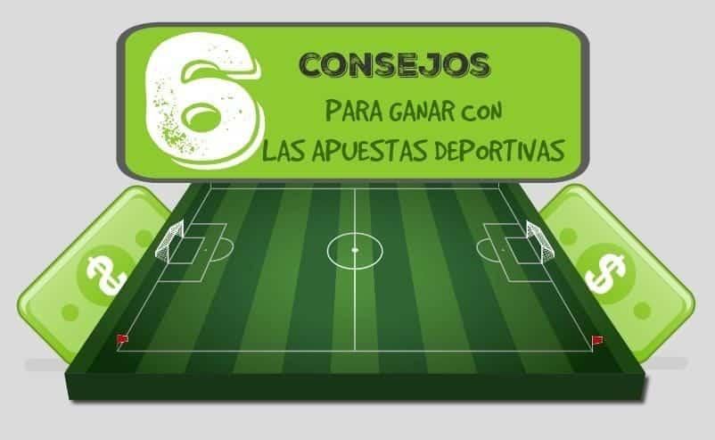6 Consejos Para Ganar Dinero En Apuestas Deportivas Trébol Apuestas